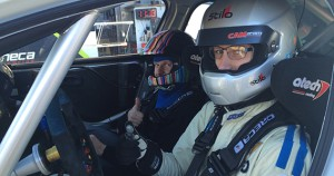 Vatanen au Rallye Monte-Carlo avec le Team Automeca Florajet !