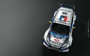 Julien Maurin rend hommage à Ford avec une déco unique au Monte-Carlo !