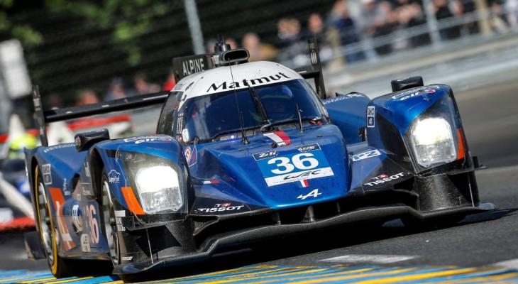 Le Mans 24h Winner (LMP2)