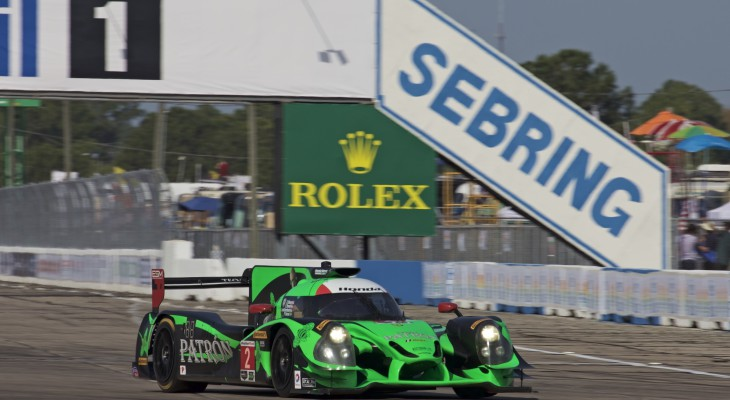 Sebring 12 H Winner