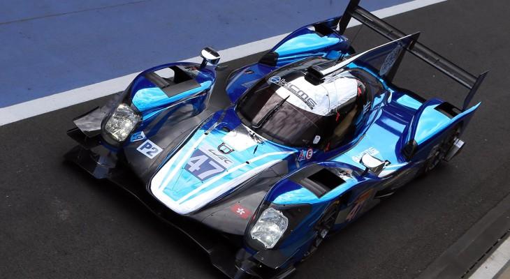 Le Mans 24 h 2015 Winner (LMP2)