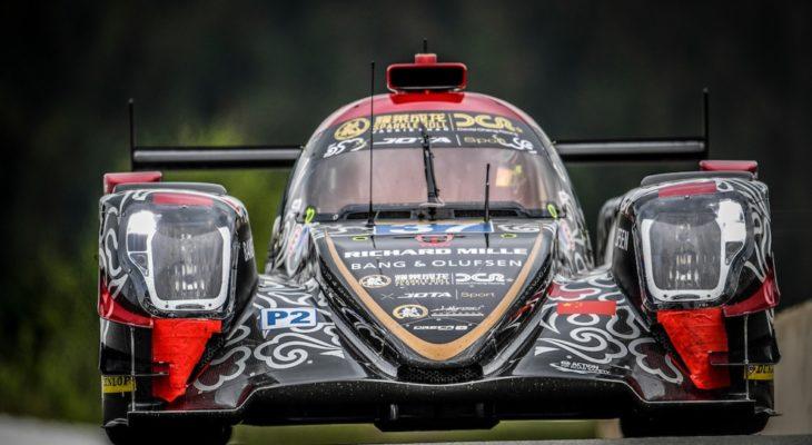Vainqueur des 24h du Mans 2017 (LMP2)