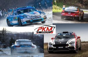 Winner of the R-GT rally cup 2018-2017