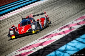 PKM takes part in practice sessions at home with the new LM P2!