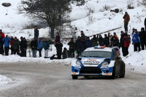 Julien Maurin shows competitiveness at Monte-Carlo