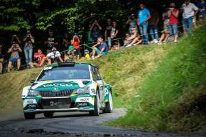 Champion de France des rallyes Asphalte