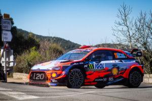 Vainqueur du tour de Corse 2019