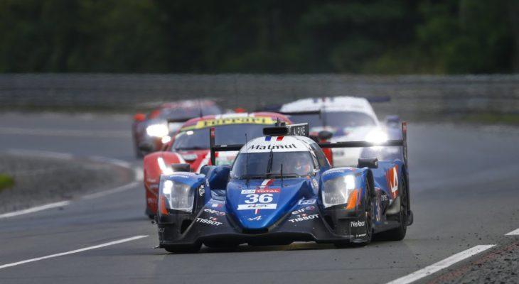 Vainqueur des 24h du Mans 2018 (LMP2)